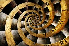 Steampunk clock--Mike Savad
