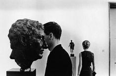 """""""Elliott Erwitt, Acropolis Museum, Athens, 1976 """""""