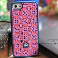 Your iPhone isn't just a phone, it's officially an accessory. TORY BURCH Silicone iPhone 5 Case protects your device and makes it easy to spot with its colorful, geometric print. It's the perfect gift for all the stylish tech lovers in your life (including yourself). Fits the iPhone 5.