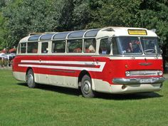 """Ikarus first rear engined bus by Ikarus. Based upon the Ikarus the engine compartment had a prominent bulge, leading to the nickname """"faros"""" (buttocks). Bus Camper, Station Wagon, Nissan Diesel, Bus City, Beast From The East, New Bus, Train Truck, Bus Coach, Bus Driver"""