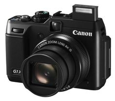 """CanonPowerShot G1 X, the most premium Canon compact #camera that boasts of the largest sensor at 1.5"""". - http://www.imagestore.co.in/canon-powershot-g1-x-camera.html"""