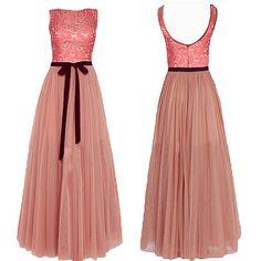 2b06af6757cb Dyona   Spoločenské šaty s tylovou sukňou a krajkovým vrškom rôzne farby  Šaty Na Stužkovú