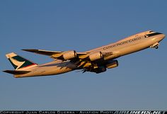 Boeing 747-867F/SCD aircraft picture