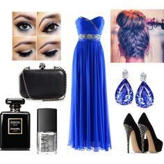 """Ball robe"" by emlizka on Polyvore"