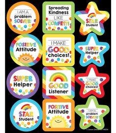 Motivation Childrens School Teacher Class Chart Over 650 Reward Stickers