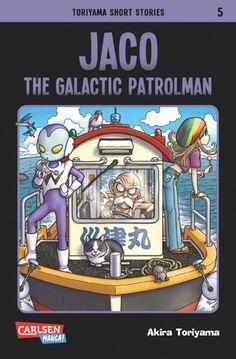 Jaco, The Galactic Patrolman