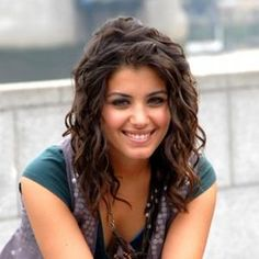 Katie Melua's hair