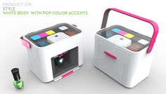 Innovadoras Impresoras esmalte de uñas: Nail Custom Machine polaco