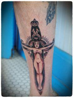 .}Tattoo - Max Kuhn{.