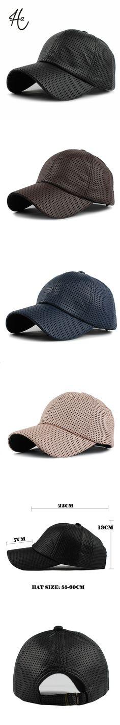 29b2a235972 Wholesale Hot Fashion PU Black Baseball Cap Women Fall Leather Cap Trucker  Cap Sports Snapback Hats For Men Winter Hat For Women