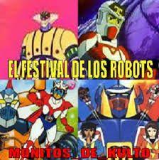 Festival de los Robots :D