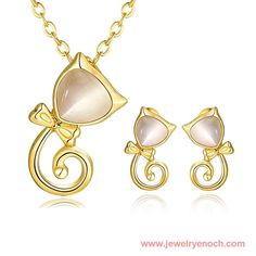 Attractive Handmade Mounting Opal Alloy Gold Jewelry Wholesale
