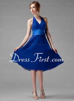 Royal Blue Bridesmaid Dress. Perfect jewel tone for Peacock Wedding.