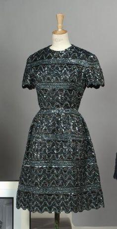 Marc BOHAN Christian Dior, Haute Couture, No. 144 298 A / H 1968