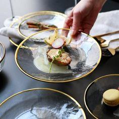 Phnom Penh, Ceramic Tableware, Kitchenware, Kitchen Items, Home Decor Kitchen, Steak Dishes, Heat Resistant Glass, Glass Dishes, Glass Bowls
