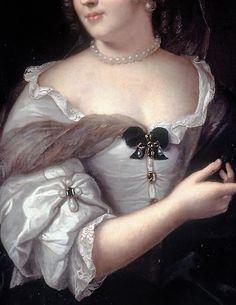 Marquise de Sevigne by Claude Lefebvre