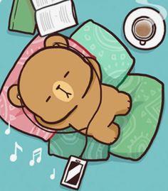 Cute Cartoon Images, Cute Couple Cartoon, Cute Love Cartoons, Cute Cartoon Wallpapers, Cute Love Pictures, Cute Love Gif, Cute Cat Gif, Cute Bear Drawings, Cute Kawaii Drawings