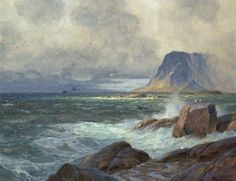 Thorolf Holmboe 1866-1935: Fra Nord-Norge