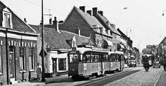 Rotterdam Hillegersberg - Bergse Dorpstraat.