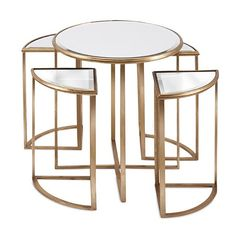 Found it at AllModern - Limba 5 Piece End Table Set