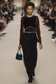 Lanvin Fall 2016 Ready-to-Wear Fashion Show