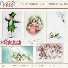 CU Volume 145 [Vintage Cards]