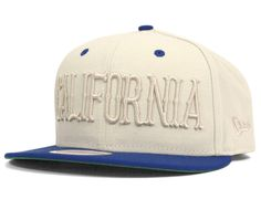 "NEW ERA ""California"" 9Fifty Snapback Cap"