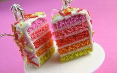 polymer clay cake - Google Search
