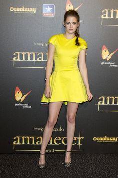 Kristen Stewart Photo - 'Breaking Dawn - Part 2' Premieres in Madrid