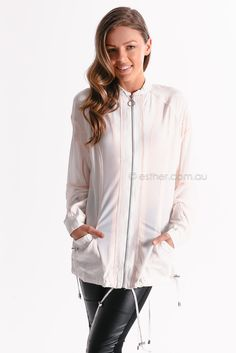 Esther rain jacket
