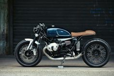 BMW Nine T by Paris' Clutch Custom Motorcycles