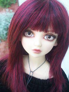 bjd doll pretty eyes