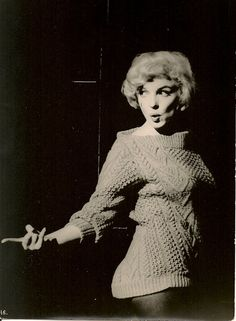 mm at her heaviest (140 lbs). Scene from Let's Make Love.  Gorgeous