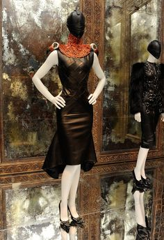 """""""Alexander McQueen: Savage Beauty"""" Costume Institute exhibition at The Metropolitan Museum of Art on May 2, 2011 in New York City."""