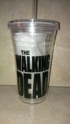 The Walking Dead Tumbler