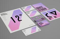 Grate Studio™ by Peter Tarka, via Behance