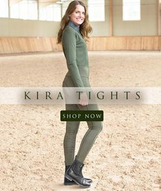 Our gorgeous Kira Riding Tights and Leggings with Silicone for a better grip is perfectly shaped to fit your body. The high-waist band creates extra comfort. Tights, Leggings, Good Grips, Equestrian, High Waist, Shop Now, That Look, Collections, Band