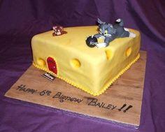 Tom und Jerry Kuchen / Torte