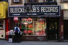 Vintage New York City prints Vinyl Records, Lp Vinyl, Brick In The Wall, Vinyl Junkies, Vintage Records, Vintage New York, Record Players, Vinyl Music, Photos