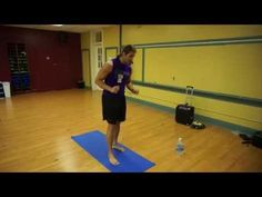 DDP Yoga Workout- Modifications - YouTube