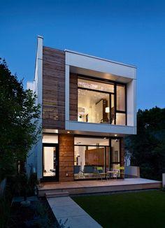 Модернистский городской дом в Эдмонтоне, Канада от thirdstone - Дизайн интерьеров | Идеи вашего дома | Lodgers
