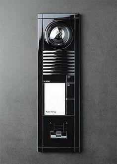 siedle gegensprechanlage intercom und briefkasten perao sprechanlagen intercom. Black Bedroom Furniture Sets. Home Design Ideas