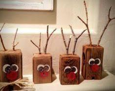 Bildergebnis für 4 mal 4 Holzarbeiten - Wood World - Holidays Christmas Craft Fair, Christmas Wood Crafts, Christmas Projects, Fall Crafts, Holiday Crafts, Christmas Decorations, Christmas Crafts To Sell Bazaars, Christmas Branches, Primitive Christmas