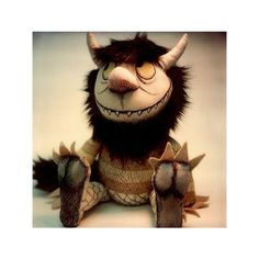 Where the Wild Things Are Toys found on Polyvore featuring polyvore