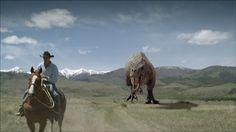 Cowboys vs. Dinosaurs - Official Trailer #cowboysvsdinosaurs #movies #trailer #cowboys #dinosaurs