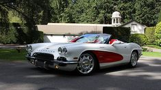 1962 Chevrolet Corvette Convertible presented as lot S184 at Seattle, WA 2015 - image1