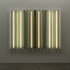 """Pace Gallery - """"Cacophonous"""" - Robert Irwin"""