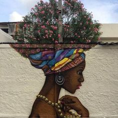 Street art with the nature, 2017