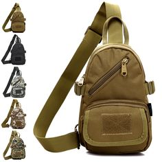 Aliexpress.com : Buy Tactical outdoor small fashionable casual chest pack hiking travel single shoulder messenger Camouflage bag for hiking fishing from Reliable brand handbag suppliers on Saramary Fashion Wholesales. $20.69
