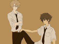 Taichi y Yamato Michi-Tami